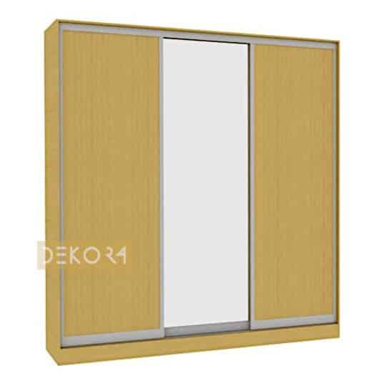 Шкаф-купе 2200 1 зеркало